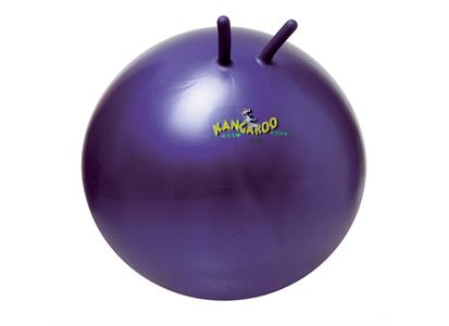 310604   Togu Kangaroo Junior ABS 45cm Blå Hoppeball
